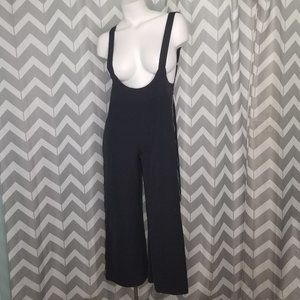 SHINESTAR black overalls